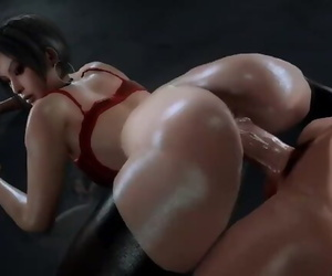 Ada Wong Doggy Action