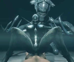 Alien Incursion XXX