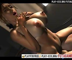 3d hentai big breasts..