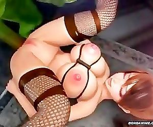 3D girl gets fucked by..