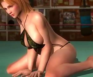 Dead or alive 5 Tina..
