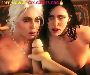 2 faces cumshot in porn..