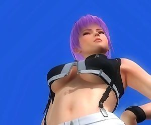 Dead or Alive Sexy Ayane