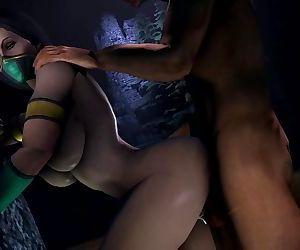 Mortal Kombat XXX Jade..