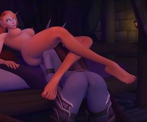 World of Warcraft Porn..