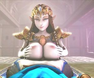 Big-Titted Slut Zelda..