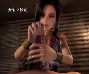 Japanese 3D POV Blowjob..
