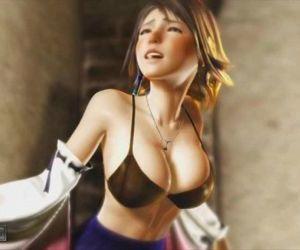 Final Fantasy X - Yuna..