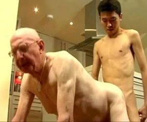 Skinny Asian Twink and..