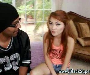 Asian interracial slut..
