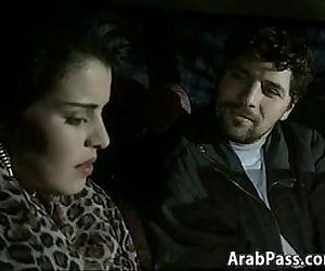 Arab Couple Having Sex..