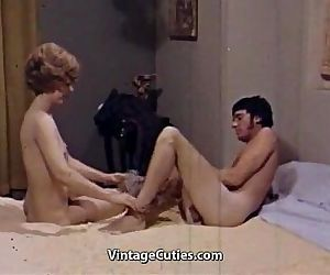 Lady Teaching Sex a..
