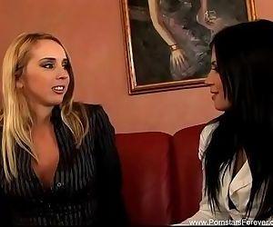 Horny Spanish Pornstar..