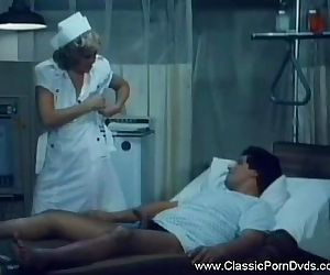 Vintage hairy Nurses 1973