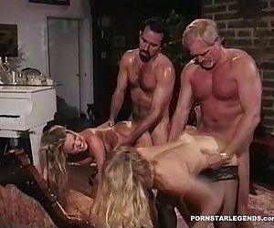 Two porn sluts fucked..
