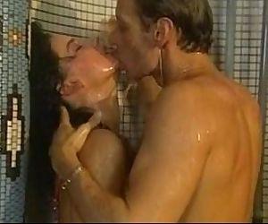 Shower sex retro