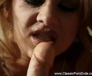 More Sticky Classic Porn
