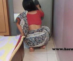 Indian maid with no..