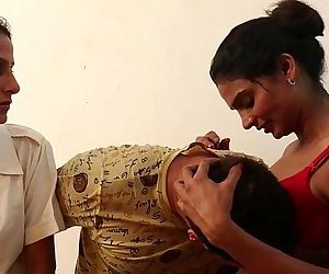 Two Bhabhi Fucked By..