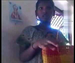 Tamil Shy Indian Girl..