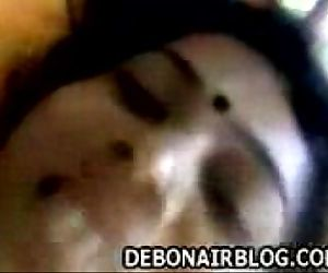 Bengali woman sucking..