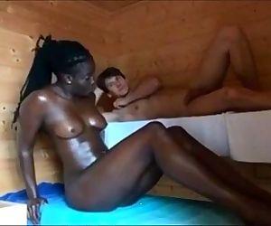 Swingers Invite a Black..