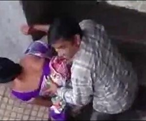Indian Couple Caught On..