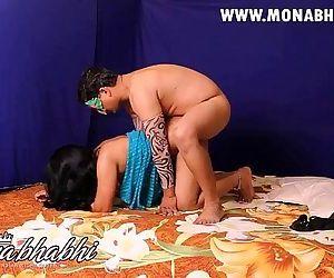 indian aunty mona..