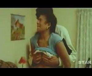 Mallu gets her boobs..