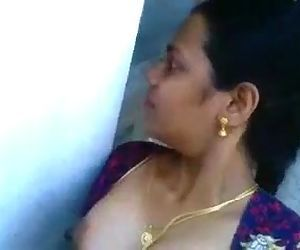 Desi aunty sucking and..