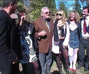 Hot sex picnic turn in..