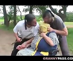 Shut The Fuck Up Granny..