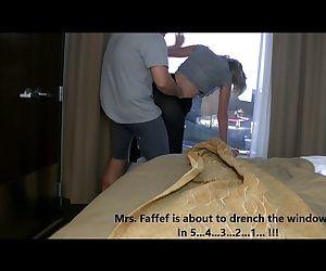 Hotel Sex! Babe Wets..