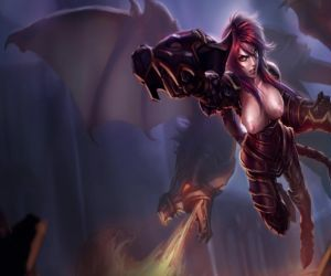 League Of Legends Naked..