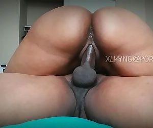 Big Booty Vigorously..