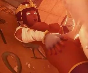 menat street fighter 3d..