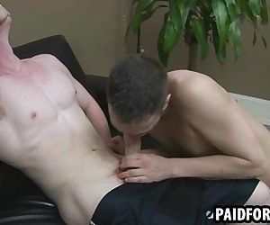 Straight hunk sucking..