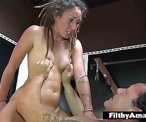 Niki and Daniela orgasm..