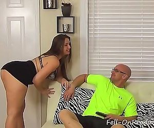 Milf Madisin Lee Fucks..