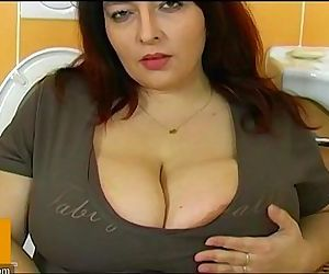 Fat bbw woman have sex..