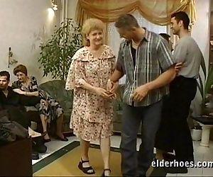 Mature Grannies..