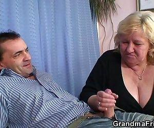 Grandma shallows two..