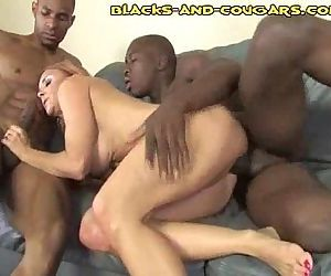 Cum On That Black Cock..
