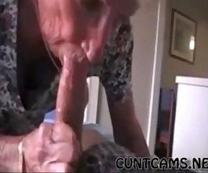 Grandmas Roommate..