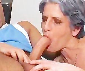 Poor Granny Break Out..