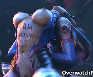 Overwatch D.Va..