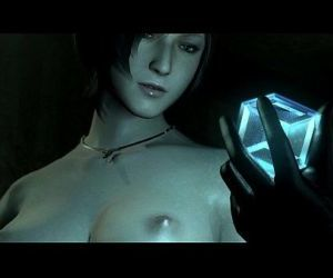 Ada Wong Unclothed Mod..