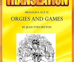 Messalina #4 - Orgies..