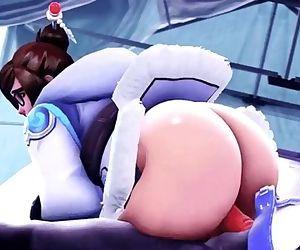 Overwatch - Mei..