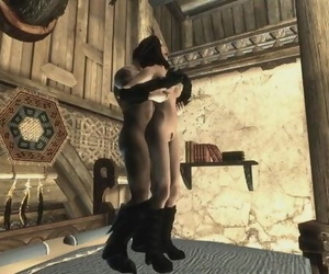 Skyrim - Sex with my Wife
